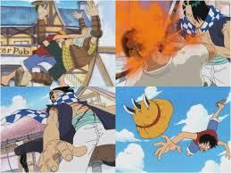 L'épisode 7 de One Piece