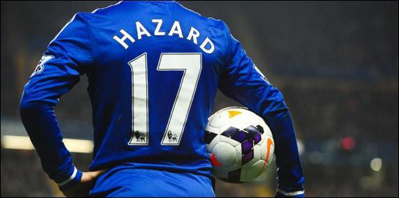 Quel a été son premier numéro de maillot à Lille puis à Chelsea ?