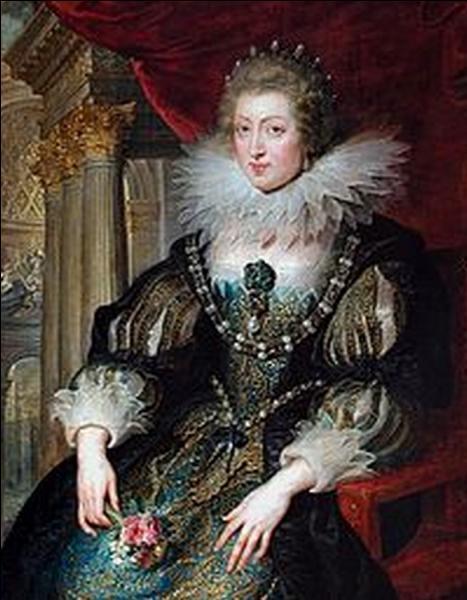 Quel roi était l'époux d'Anne d'Autriche ?