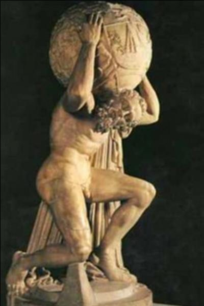 Quel est le nom de ce Titan de la mythologie grecque ?