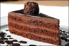 Quelle affirmation concernant le chocolat noir est fausse ?