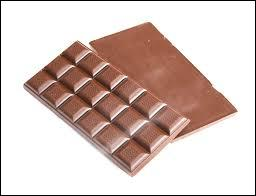 Quels ingrédients entrent dans la composition du chocolat au lait classique ?