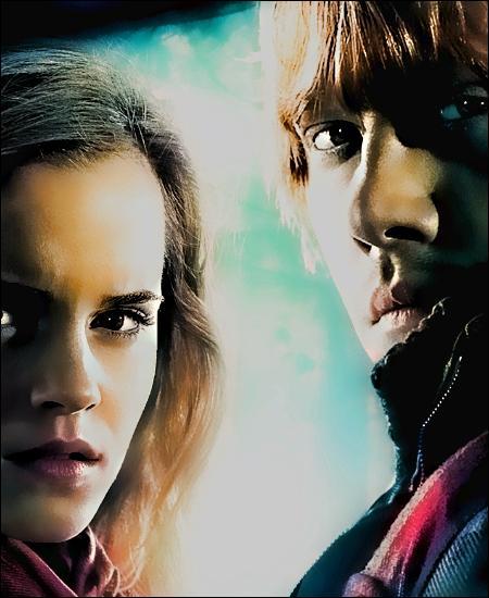 TOP 7 : Ron et Hermione préfets (HP5)Pourquoi Harry n'est-il pas le préfet de Gryffondor ?
