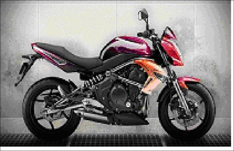 à qui appartient cette moto?