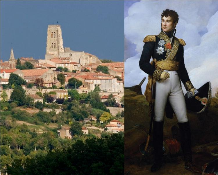 La Gascogne a donnée d'illustres maréchaux d'Empire à Napoléon Ier. Né à Lectoure en 1769, il était l'un des seul a tutoyer l'Empereur...