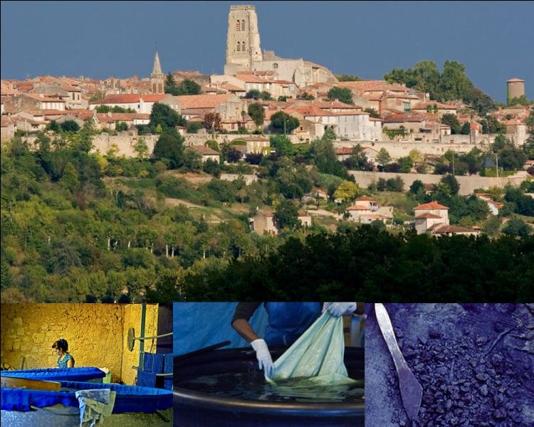 Considéré comme le meilleur d'Europe, le célèbre bleu de Lectoure est une teinture élaborée à base de...