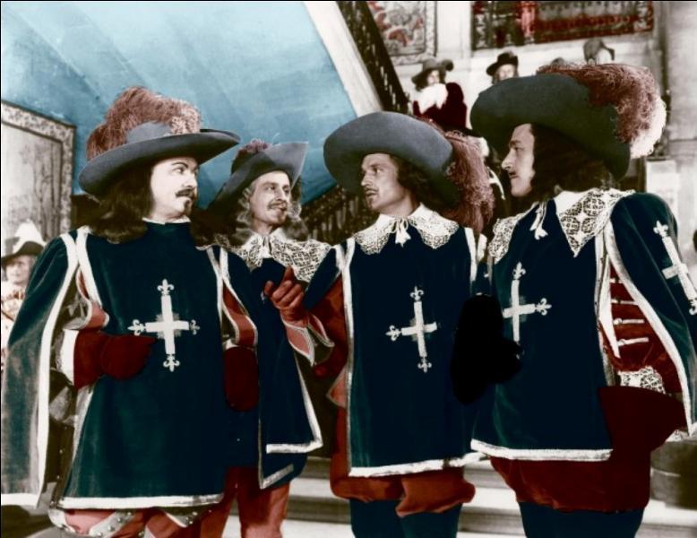Charles de Batz-Castelmore d'Artagnan, plus connu sous le nom de d'Artagnan, appartenait au célèbre régiment des Cadets de Gascogne. Il était au service de quel roi de France ?