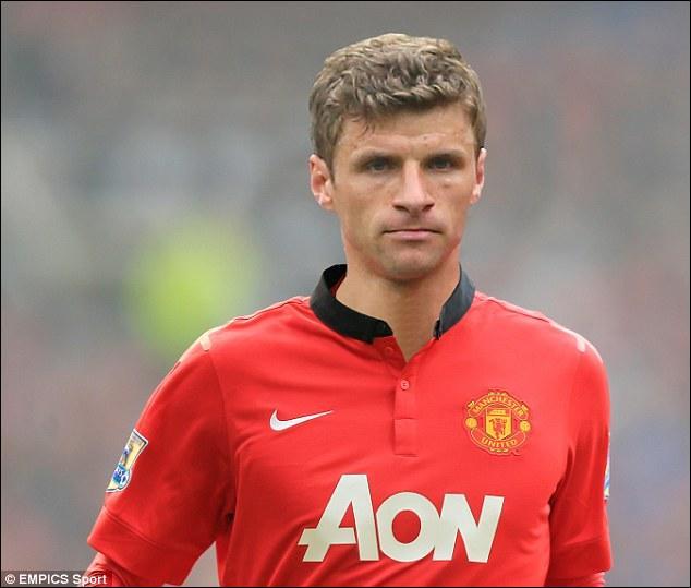Quel a été son premier numéro de maillot à Manchester United ?