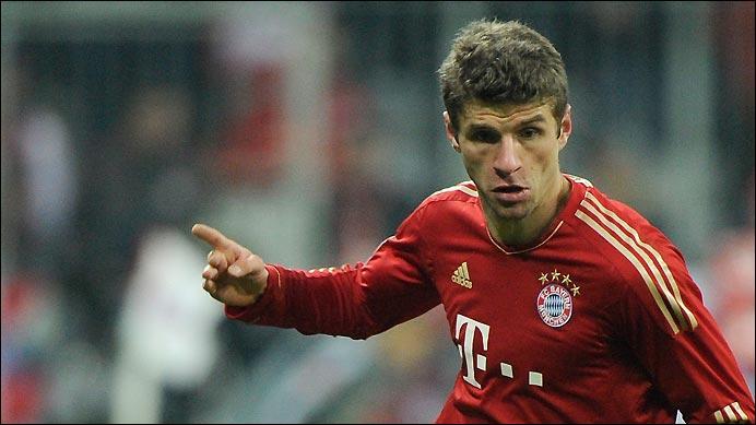 Combien a-t-il marqué de buts au Bayern Munich ?