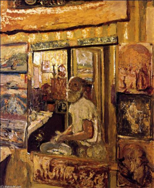 Quizz les miroirs en peinture quiz peintres peintures for Devant le miroir manet