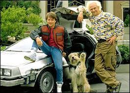 """Comment s'appelle le chien du Docteur Emmett Brown dans la trilogie """"Retour vers le futur"""" ?"""