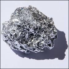 Quel est le symbole chimique de l'aluminium ?