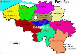 Laquelle de ces trois villes de Belgique est la plus peuplée ?