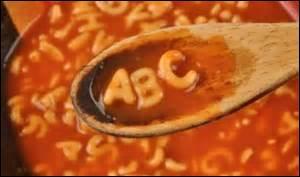 Quel nom pourrait-on donner à cette soupe ?