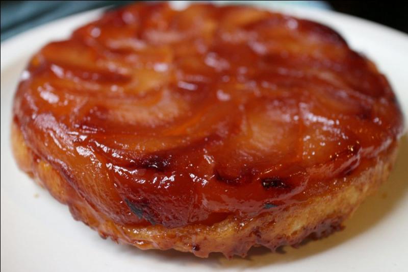 Avec quels fruits est confectionnée la véritable tarte Tatin ?