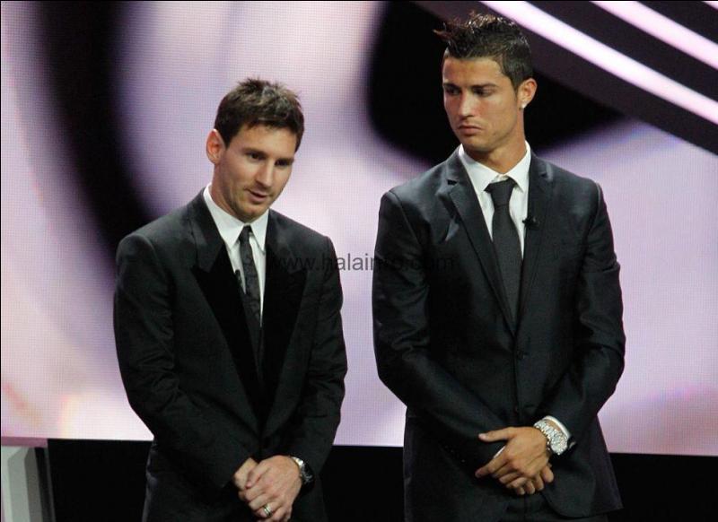 Avec quel autre joueur forme-t-il la paire des 2 meilleurs joueurs de l'histoire ainsi que la plus grande rivalité de l'histoire du football ?