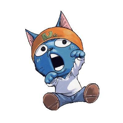 Happy de Fairy Tail