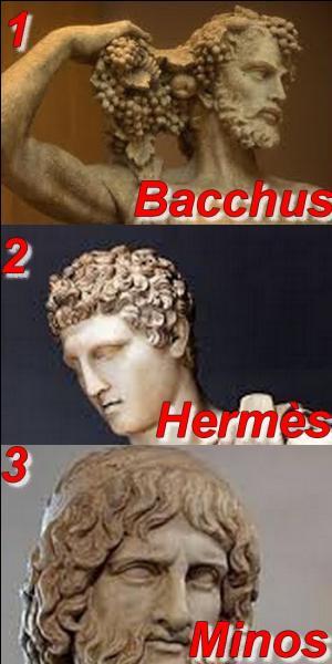 Lequel de ces dieux de la mythologie n'est pas grec ?