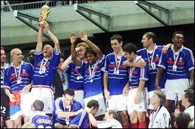 Combien de fois la France a-t-elle gagné la Coupe du monde ?