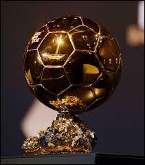 Quel joueur a obtenu le Ballon d'or en 2014 ?