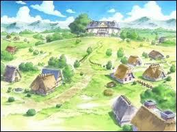 Luffy, Zoro et Nami font escale sur l'île de :