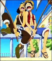 Luffy connaît-il le père d'Usopp ?