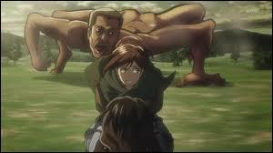Comment s'appelle le Titan d'Ymir ?