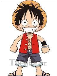 Luffy a le pouvoir :