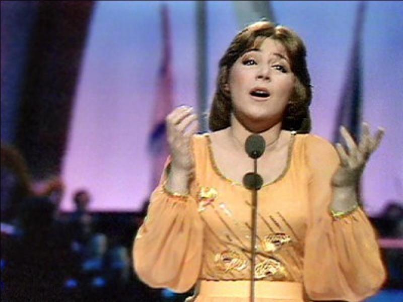 En quelle année la chanteuse française Marie Myriam remporte-t-elle le concours de l'Eurovision ?