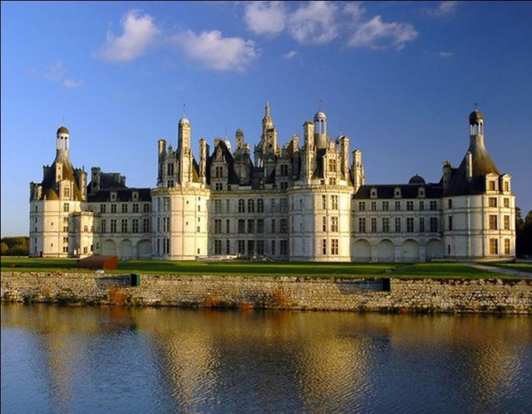 Quel est le nom de ce château de la Loire ?