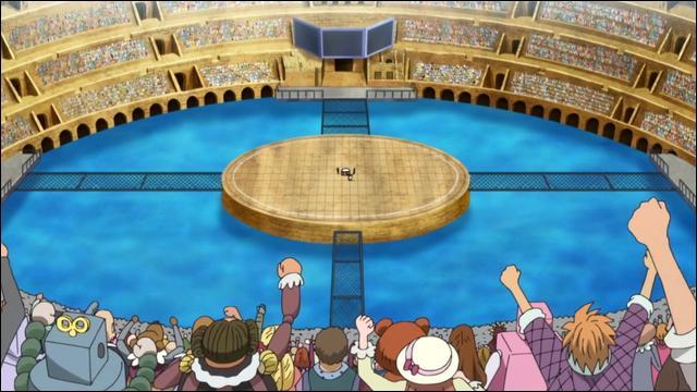 Qui a gagné le tournoi au Colisée ?