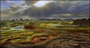 """La ville la plus chaude du monde est """"Dallol"""" en Éthiopie. Quelle est son autre particularité ?"""