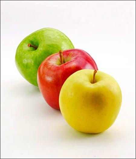 Mon nom sonne comme trois pommes, mais mon savoir-faire est infiniment plus grand.