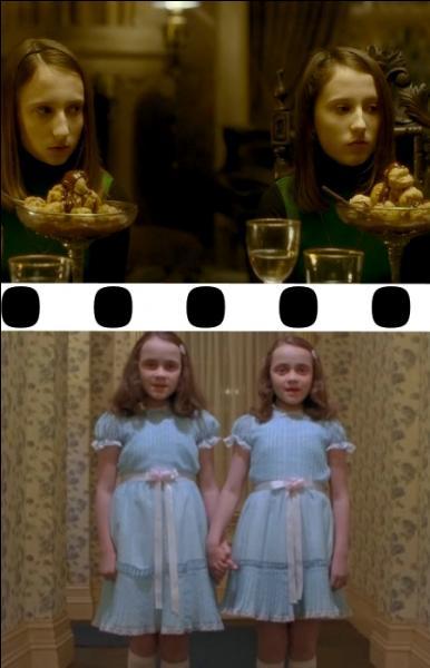 Les jumelles de Shining ont quitté l'Overlook Hotel pour un soir, pourquoi ?