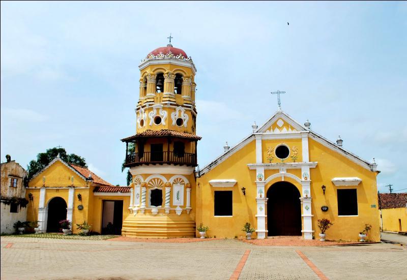 Santa Cruz de Mompox (40 000 habitants) est une ville coloniale dont tous les bâtiments datant de l'époque espagnole sont encore en activité. Elle a été fondée en 1540, mais dans quel pays exactement ?