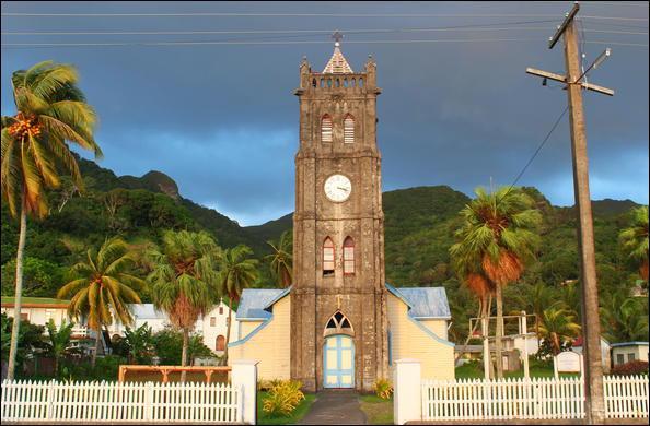 Levuka (1 000 habitants) est l'ancienne capitale des Fidji. En 2013 elle a été inscrite au patrimoine mondial de l'UNESCO. Mais quelle est donc la spécificité qui lui a valu cet honneur ?