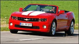 Cette Chevrolet est une voiture de luxe !