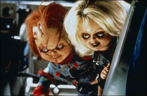 La fiancée de Chucky est sortie en :
