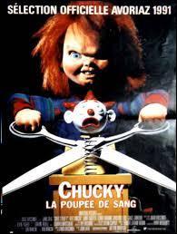 Chucky 1, est un film interdit aux moins de.....ans lors de sa sortie en Belgique.