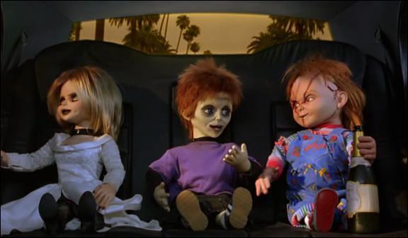 Chucky a-t-il un fils et une femme ?