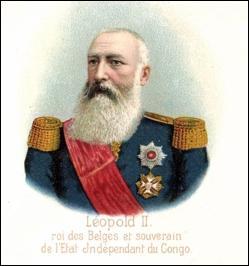 En quelle année le successeur de Léopold II monta-t-il sur le trône ?