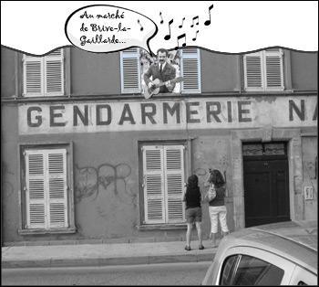 Georges Brassens la chanta de façon fort humoristique, mais quel nom porte le titre de la chanson mettant à l'honneur cette ville de 49 127 habitants ?
