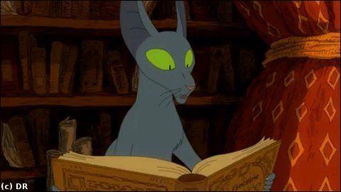 Plus difficile, comment s'appelle ce chat, créé par Joann Sfar ?