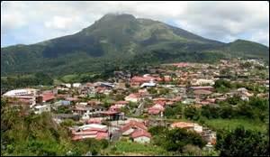 Située dans le département 972 nous allons à la rencontre des 5 000 habitants de la ville du Morne-Rouge.Sur quelle île sommes-nous ?
