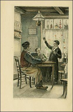 """Son premier roman, """"Le Petit chose"""", paru en 1868, lui valut d'être surnommé le """"Dickens français"""". De qui s'agit-il ?"""