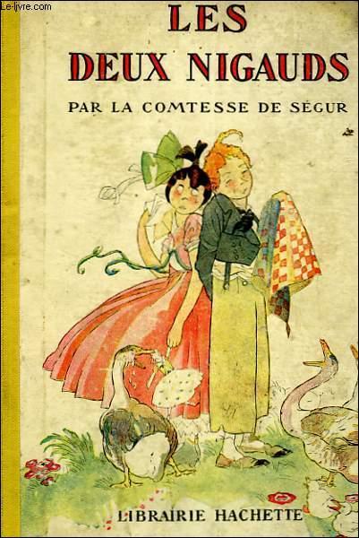 """Dans """"Les Deux nigauds"""" de la Comtesse de Ségur, comment s'appellent les deux héros ?"""