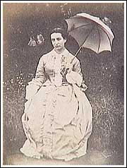 Le 21 avril 1915, décès à Suresnes de la seconde fille de Victor Hugo.