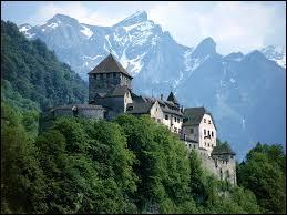 Laquelle de ces capitales se situe entre la Suisse et l'Autriche ?