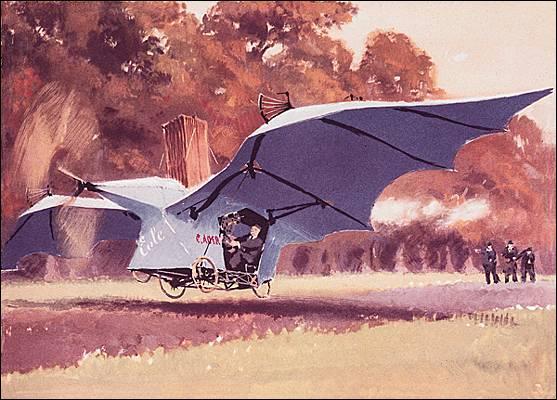 Le 3 mai 1925, décès de l'ingénieur français pionnier de l'aviation...