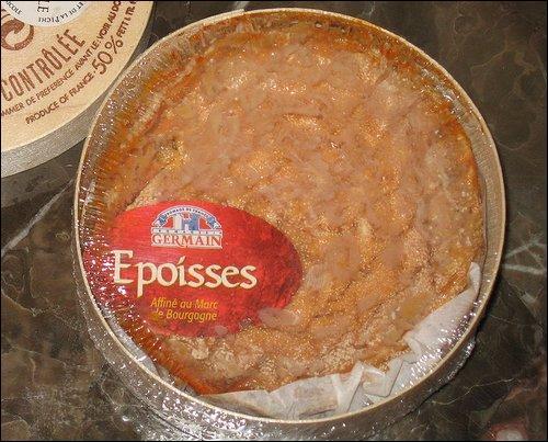 Question plus dure : combien de temps faut-il à l'Epoisses de Bourgogne pour puer aussi fort ?